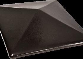 Керамічна шляпа Оніксово чорний
