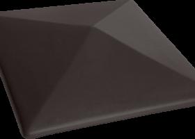 Керамічна шляпа Вулканічний чорний