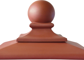 Керамічна шляпа Черврна Royal