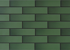 Zielona Szkliwiona (Plytki Elewacyjne)