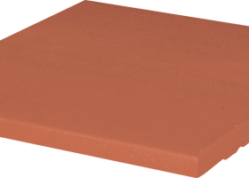 Клінкерна плитка для підлоги Червона