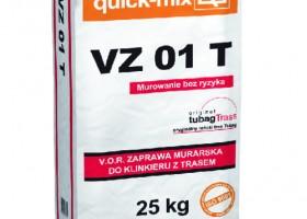 Розчин для кладки VZ 01 T з трассом