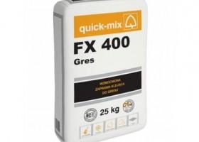 FX 400 Gres - клейовий розчин, клас С1ТЕ