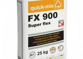FX 900 Super Flex - супереластичний клейовий розчин, клас C2TES1